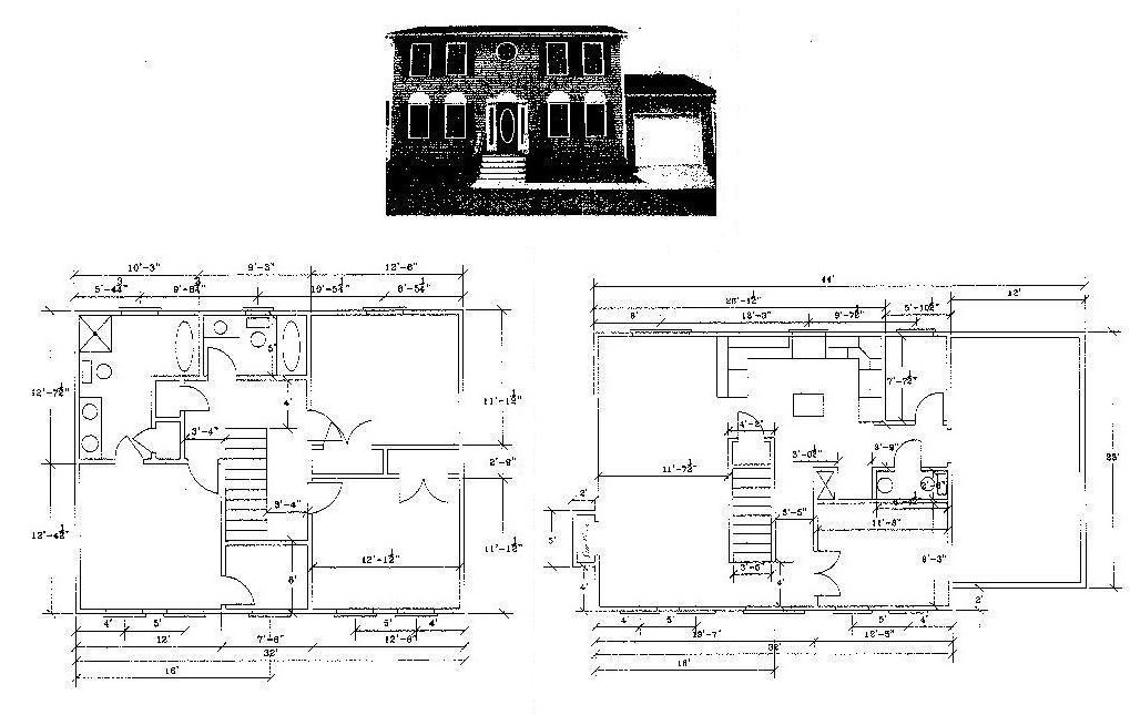 Oakes construction inc house plansyou can pick from for Crawl space house plans